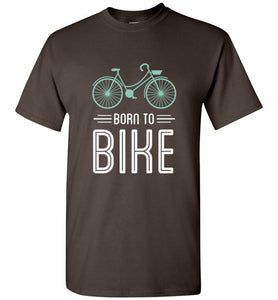 Born to Bike - Cycling Shirt
