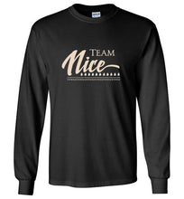 Team Nice - Kids Christmas Shirt