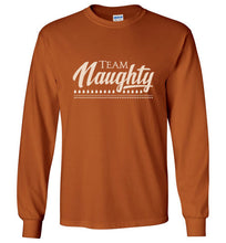 Team Naughty - Christmas Shirt