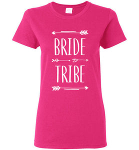 Bride Tribe - Bachelorette Party Shirt