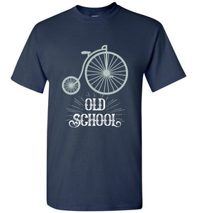 Old School - Vintage Bike Shirt