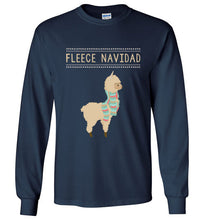 Fleece Navidad - Kids Christmas Shirt