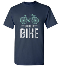 Born to Bike - Kids Cycling Shirt
