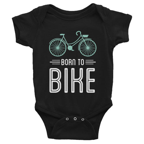 Born to Bike - Baby Onsie