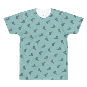 Walrus Pattern Shirt