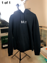 8AM Embroidered Black Hoodie [1 of 1]