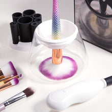 Electric Makeup Brush Cleaner Set