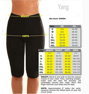 Thermo Slimming body shaper leggings