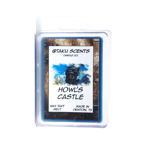 Howl's Castle - Wax Melt