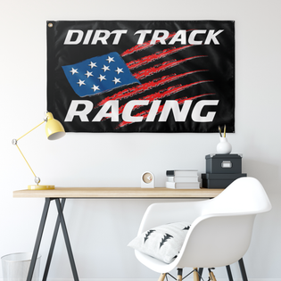 Dirt Track Racing Flags
