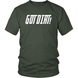GOT DIRT ! T-Shirt - Turn Left T-Shirts Racewear