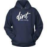 Dirt Track Racing Hoodie Sweatshirt - Turn Left T-Shirts Racewear
