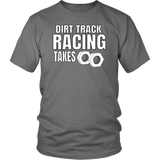 Dirt Track Racing Takes Nuts T-Shirts