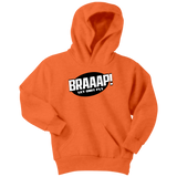 BRAAAP Let Dirt Fly Youth Hoodie or T-Shirt - Turn Left T-Shirts Racewear