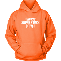 Super Stock Racing Hoodies, Dirt Track Racing Shirts for Men and Women
