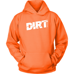 DIRT Track Racing Hoodie - Turn Left T-Shirts Racewear