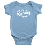 It's Raceday Y'all Onesie - Turn Left T-Shirts Racewear