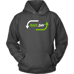Race Day Hooded Sweatshirt