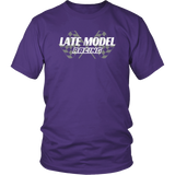 Late Model Racing T-Shirt - Turn Left T-Shirts Racewear
