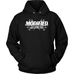 Modified Racing Hooded Sweatshirt