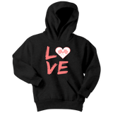 Love Racing Hoodie Or T-Shirt - Turn Left T-Shirts Racewear