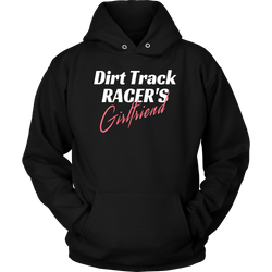 Dirt Track Racing Girlfriend Shirts By Turn Left T-Shirts