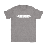 Late Model Dirt Track Racing Classic T-Shirt - Turn Left T-Shirts Racewear