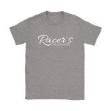 Racer's Girlfriend Classic T-Shirt - Turn Left T-Shirts Racewear