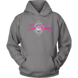 Dirt Racing Queen Hooded Sweatshirt - Turn Left T-Shirts Racewear