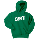 Dirt Track Racing Youth Hoodie or T-Shirt - Turn Left T-Shirts Racewear