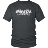 Sprint Car Racing T-Shirt - Turn Left T-Shirts Racewear