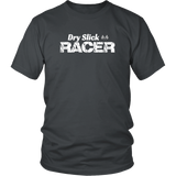 Dry Slick Racer T-Shirt - Turn Left T-Shirts Racewear