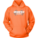 Modified Racing Hoodie - Turn Left T-Shirts Racewear