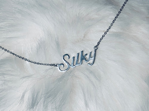 Silky Name Nacklace