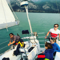 Private Charter Sailing - Group Booking