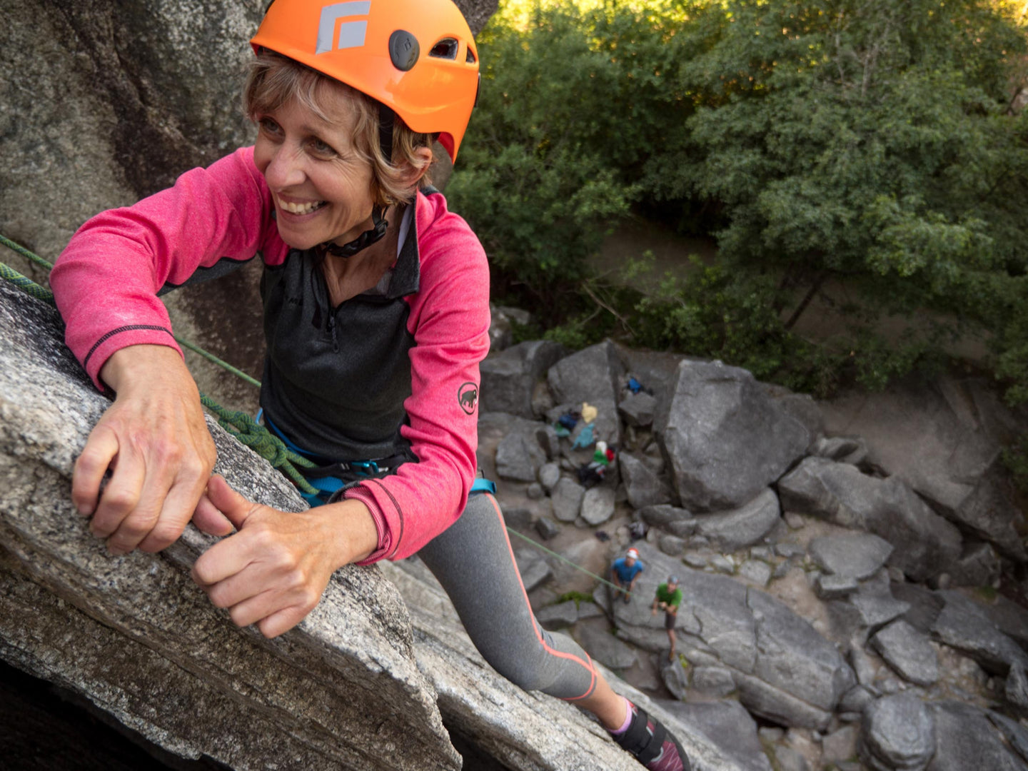 Learn Rock Climbing in Squamish