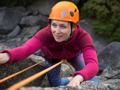 Introduction to Rock climbing in Squamish