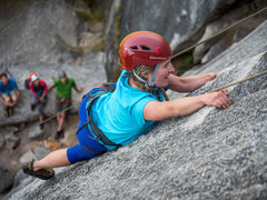Learn to Rock Climb in Squamish