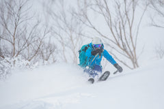 The Japan Powder Double