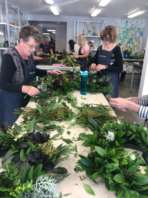 Lush Foliage Wreaths - Tuesday 30th July 2019 - 6-8pm