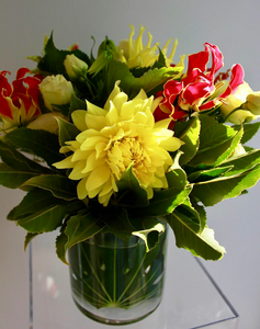 Vase Arrangements  - BASICS - Saturday 17th August- 10am-12pm