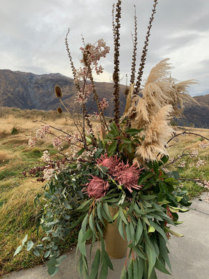 Queenstown Floral Event - Festive Foraging, Foliage and Blooms -  10am-12pm - Saturday 9th November 2019