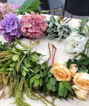 Queenstown Floral Event - Floral Design Basics -  10am-12pm - Saturday 15th June 2019