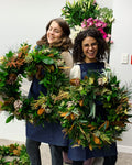 Mixed Foliage Wreaths on a Frame - Saturday 5th December - 1pm - 3pm