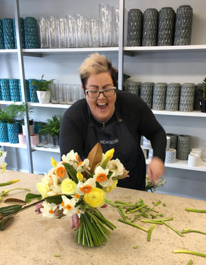 Career Course: March/April 2020 - Vida Flores Career Course in Floristry