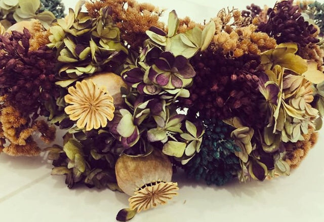 Flower Crowns – All levels - Saturday 17th August 2019 - 1-3pm