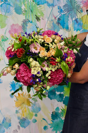 Hand-tied Bouquets and Posies - MORE THAN BASICS - Tuesday 26th March 2019 6-8pm