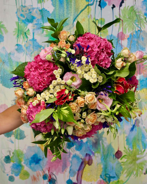 Hand-tied Bouquets and Posies - MORE THAN BASICS - Tuesday 28th May 2019 6-8pm