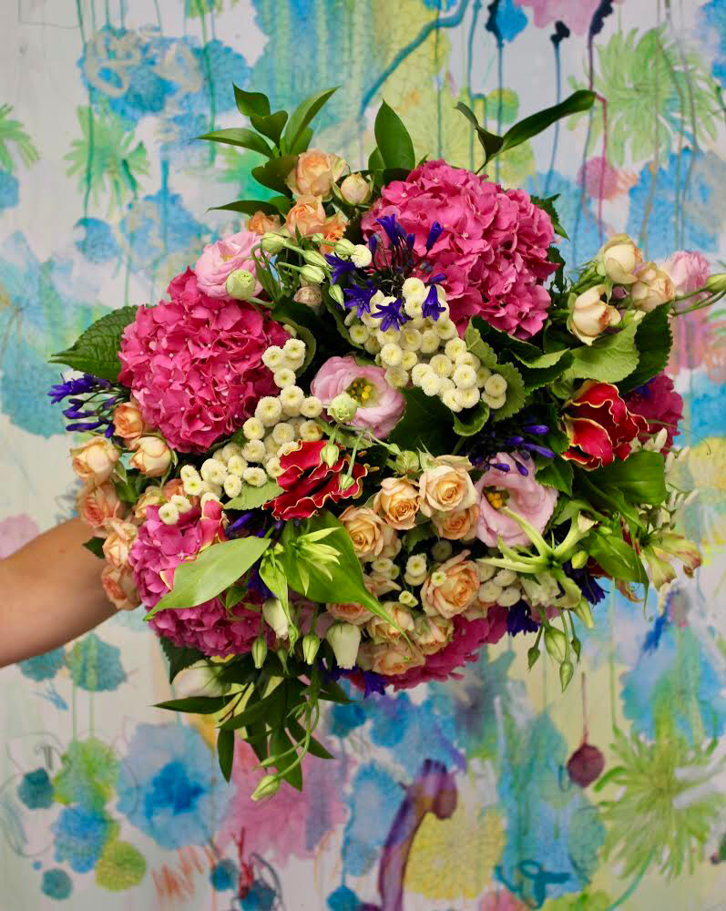 Hand-tied Bouquets and Posies More than Basics- Saturday 20th March 10am-12noon