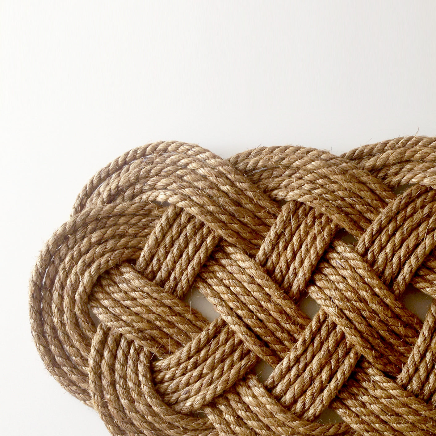 Knotted Rope Doormat Workshop with Wendy Nannestad - Saturday 29th June 1-4pm